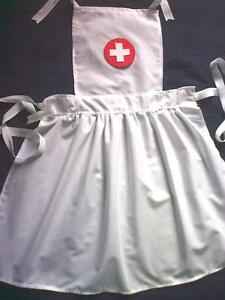 ADULT-VICTORIAN-STYLE-APRON-WITH-CROSS-IN-5-LENGTHS-FANCYDRESS-NURSE-FITS-ALL