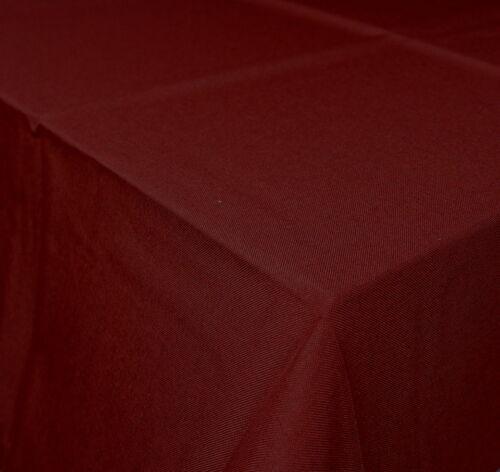 Mantel sustancia Lotus efecto fleckenabweisend lino óptica 130x300cm rectangular