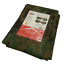 Outdoor Shelter Hunting Camo Cover Heavy Duty Camouflage Poly Tarp 10 Ft x12 Ft