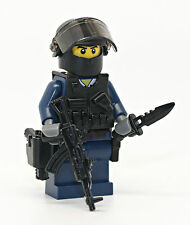 Russian Spetsnaz Special Forces Soldier Minifigure made with real LEGO(R) parts