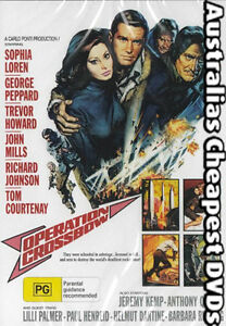 Operation-Crossbow-DVD-NEW-FREE-POSTAGE-WITHIN-AUSTRALIA-REGION-ALL