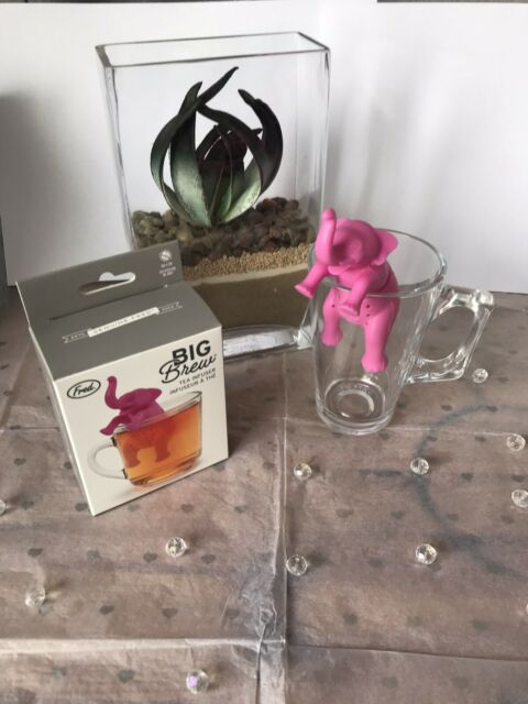 BNIB Fred Elephant Tea Infuser