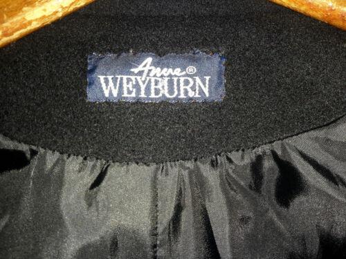 Weyburn Fr condizioni 40 Taglia Lana Cashmere Poliammide Anne Cappotto Ottime BAdB0q