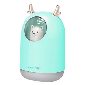 Mini-Purificateur-D-039-air-Muet-Humidificateur-USB-Portable-Pour-Voitures-De-Bureau