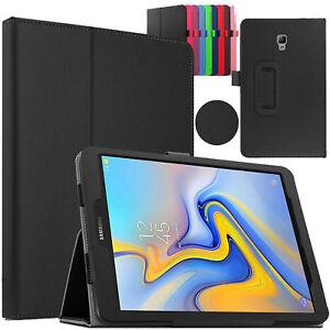 Piel-Inteligente-Funda-con-Soporte-Magnetico-para-Samsung-Galaxy-Tab-a-10-5-T590