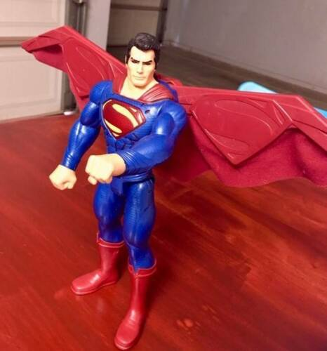 Heat Vision Superman Dawn of Justice action figure
