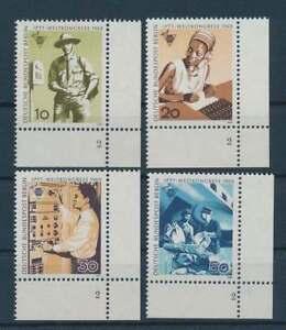 Berlin-Nr-342-345-FN-postfrisch-Eckrand-Ecke-4-Formnummer-2-40040