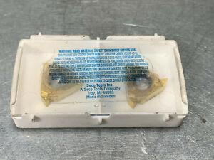 Seco 16NR8UN-A1 CP500 Carbide Insert Threading Laydown 64745 (Pack of 2)