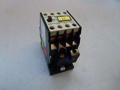 Lovato Type BF25 Contactor BF25.00 220V 50HZ 264V 60HZ Symmetrical DIN Mount