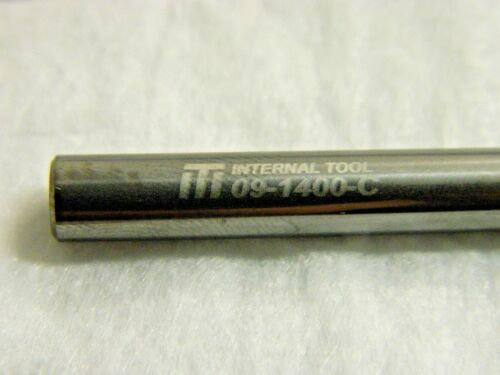 "ITI Multi Reach Profiling Tool Solid Carbide 0.360/"" x 0.100/"" 09-1400-C"
