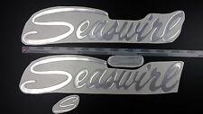 """Seaswirl Boats Emblem 21"""" + FAST delivery - gratis DHL express"""