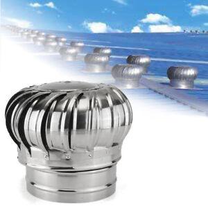 image is loading 6 7 8 034 wind turbine air roof - Roof Turbine