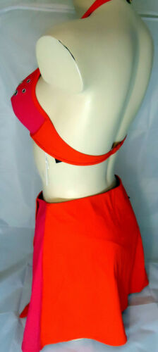 Dekkers Set Bikini 70c 32c Kreis 3piece Gr Marlies Teilig 3 Rot Pink Neckholder aqw7aHd