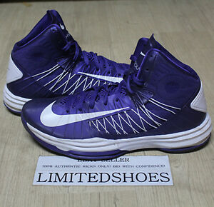8b106af4bb0b NIKE HYPERDUNK TB 2012 COURT PURPLE WHITE 524882-500 US 11 orange ...