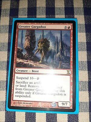 Greater Gargadon Mystery Booster MTG Rare Creature