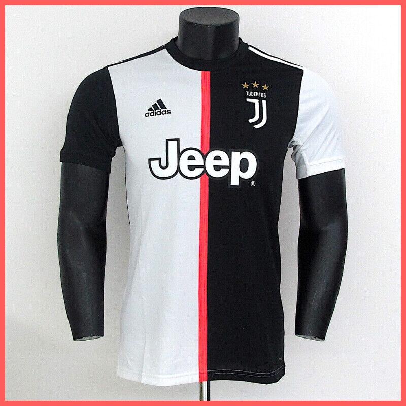 Adidas Offizielles Trikot Juventus DW5455 Farbe Weiß Schwarz Meisterschaft