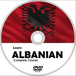 Learn-to-speak-ALBANIAN-COMPLETE-LANGUAGE-COURSE-DVD-MP3-AUDIO-PDF-TEXTBOOKS