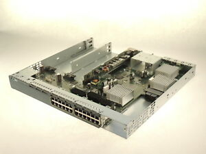 BAREBONES-Cisco-Catalyst-3560-X-Switch-WS-3560X-24P-No-Front-Console-Card-READ