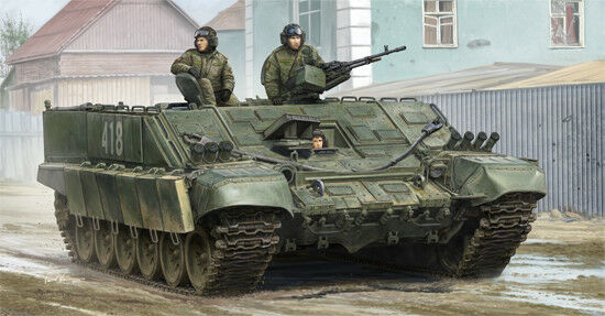 Trumpeter 1 35 Russian BMO-T Specialized Heavy Armored Personnel Carrier