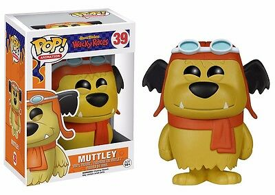 Funko Pop! Hanna-Barbera Wacky Races Muttley Vinyl Figure