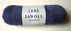 Lang Yarns JAWOLL Sockenwolle 4fach incl Beilaufgarn Fb.70