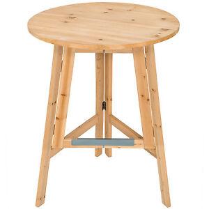 table haute table de bistrot holzstehtisch haute jardin table pliante pliable 78 cm ebay. Black Bedroom Furniture Sets. Home Design Ideas