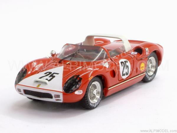 Ferrari 330 P Sebring 1964 Pedro Rodriguez 1 43 Art 177