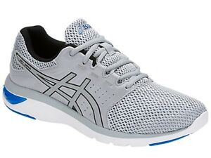 New-Men-039-s-Asics-Gel-Moya-Running-Athletic-Shoes-Sz-9-grey