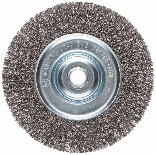 Vortec Crimped Wire Wheel Brush No 36000 Weiler Corp 3pk | eBay