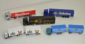Herpa-camiones-coleccion-cerveza-trucks-leikeim-Lowenbrau-konigpilsener-1-87