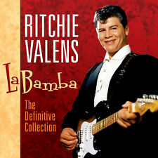 Ritchie Valens LA BAMBA Definitive Collection BEST OF 34 SONGS New Sealed 2 CD