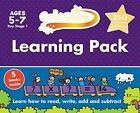 Gold Stars Learning Pack Ages 5-7 Key Stage 1: Learn How to Read, Write, Add and Substract by Parragon Books Ltd (Mixed media product, 2014)