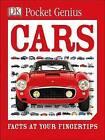 Pocket Genius: Cars by DK (Paperback / softback, 2016)