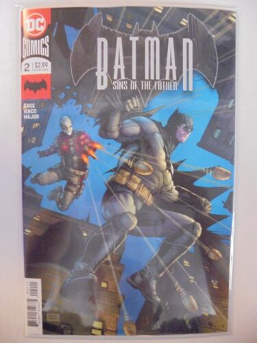 Batman Sins of the Father #2 DC NM Comics Book