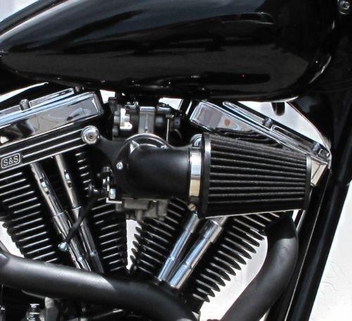 Luftfilter air cleaner FORCEWINDER style harley davidson sportster dyna softail