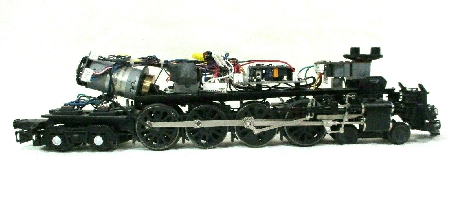 Lionel 6-11131 UP 4-8-4 fef Northern Steam Locomotive No Top - Tested, Runs Well