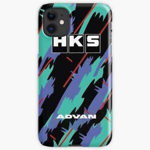 HKS Retro Pattern Samsung S10 Case