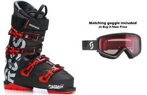 Rossignol-AllTrack-90-ski-boots-27-5-incl-Goggles-at-Buy-it-Now-pric-NEW-2019