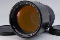 Near MINT OLYMPUS OM-SYSTEM ZUIKO AUTO T 180mm F/2.8 MF Lens for OM Mount Japan