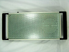 Rare collectors item BRAUN Thermos Tablett / Hot plate TT 20  Nr. 4005 working