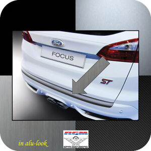 Exclusive-Rgm-Loading-Area-Protector-Alu-Look-for-Ford-Focus-III-Estate-03-2011