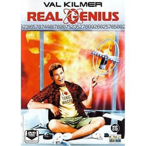 Real Genius [Region 2] - Dutch Import (US IMPORT) DVD NEW