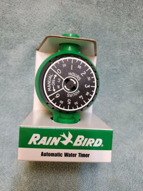Automatic water timer RAIN BIRD WT-1800