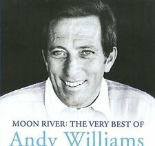 MOON RIVER: THE VERY BEST OF ANDY WILLIAMS [UK] NEW CD
