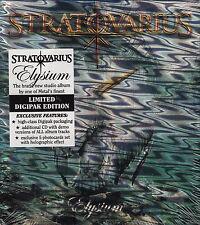 Stratovarius / Elysium (Limited Deluxe Edition) [2 CDs] (NEU!)
