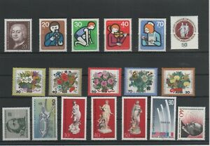 Germany-Berlin-vintage-yearset-Yearset-1974-Mint-MNH-complete-More-Sh-Shop