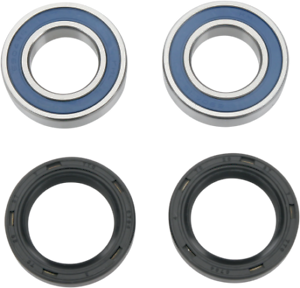 SEALS YAMAH GRIZZLY 600 1998 1999 2000 2001 MOOSE RACING FRONT WHEEL BEARINGS