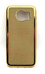 Silikonhuelle-fuer-Samsung-S7-Edge-Gold-Anti-Rutsch