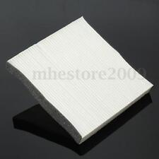 Engine Cabin Air Filter Hypoallergenic White Nylon For Honda Acura 80292-SDA-A01