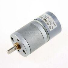 25mm 6V 48U/min Getriebemotor Motor für Modellbau Neu